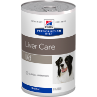 Hill's Prescription Diet Canine l/d våtfôr 12 x 370g