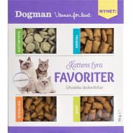 Dogman Kattens Favorittgodbiter 95g