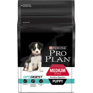 Purina Pro Plan Puppy Medium Sensitive Digestion OPTIDIGEST 12 kg