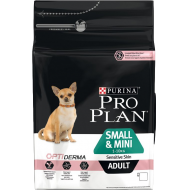 Purina Pro Plan Adult Small & Mini Sensitive Skin OPTIDERMA 7 kg