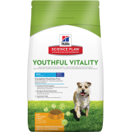 Hill's Science Plan Dog Adult 7+ Youthful Vitality Mini Chicken - Utgående vare