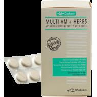 Diafarm Vitamin og mineral tabletter 90 stk