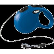 Flexi New Classic Cord Blå