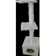 Dogman Klorestativ Beige 118 cm