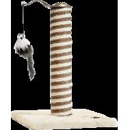 Dogman Klorestolpe med leke 40cm