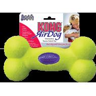 Kong Airdog Squeaker Bone Tennisball