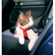 Trixie Sikkerhetssele til katt  Rød