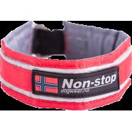 Non-stop Dogwear Active Halvstrup Rød