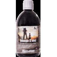 Non-stop Omega-3 Olje 500 ml