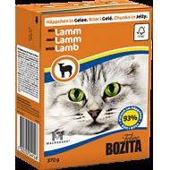 Bozita Cat Kylling & Lam i Gelè 16 x 370 g