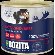 Bozita Dog Biff & Kylling Patè 12 x 625g