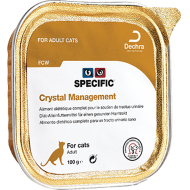 Specific Cat Crystal Management FCW 7 x 100g