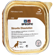 Specific Cat Struvite Dissolution FSW 7 x 100g