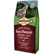 Carnilove for Adult Cats Hairball Control
