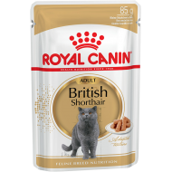 Royal Canin Cat Adult British Shorthair 12 x 85g