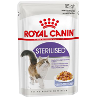 Royal Canin Kitten Sterilised Jelly 12 x 85g