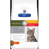 Hill's Prescription Diet ™ Feline Metabolic + Urinary Stress
