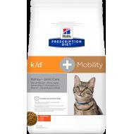 Hill's Prescription Diet ™ k/d™+Mobility Feline with Chicken