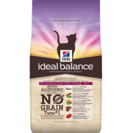 Hill's Ideal Balance Feline No Grain Tuna & Potato 1,5 kg