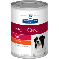 Hill's Prescription Diet Canine h/d våtfôr 12 x 370g