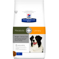 Hill's Prescription Diet Canine Metabolic + Urinary Care