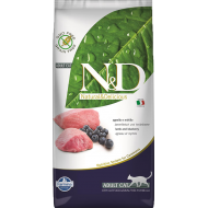 Farmina N&D Cat Grain-Free Lamb & Blueberry Adult