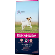 Eukanuba Dog Caring Senior Small Breed Chicken 11+ år