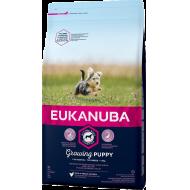 Eukanuba Dog Growing Puppy Toy Breed Chicken 2 kg