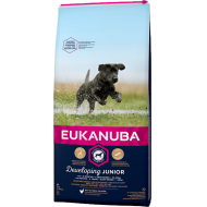 Eukanuba Dog Developing Junior Large Breed Chicken 12 kg