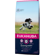 Eukanuba Growing Puppy Medium Breed 15 kg