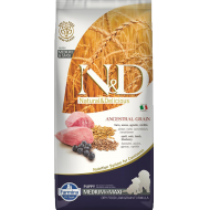 Farmina N&D Dog Low Grain Lamb & Blueberry Puppy Med/Max