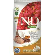 Farmina N&D Dog Quinoa Skin & Coat Quail Adult 7 kg