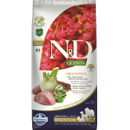 Farmina N&D Dog Quinoa Digestion Lamb Adult 7 kg