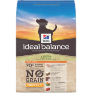 Hill's Ideal Balance Adult Large Breed No Grain Chicken & Potato 12 kg