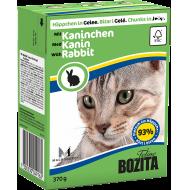 Bozita Cat Kylling & Kanin i Saus 16 x 370g