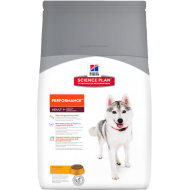 Hill's Science Plan Dog Adult Performance with Chicken 12 kg