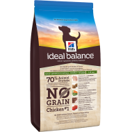 Hill's Ideal Balance Canine Adult No Grain Medium Breed 12 kg