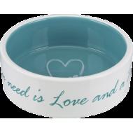 Trixie Pets Home Ceramic Blå