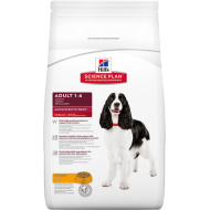 Hill's Science Plan Dog Adult Advanced Fitness Medium Chicken