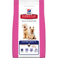 Hill's Science Plan Canine Mature Adult Small & Miniature 7+