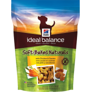 Hill's Ideal Balance Canine Adult Soft-Baked Treats Chicken & Carrots 6 x 227g