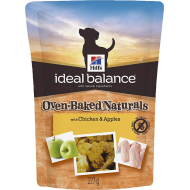 Hill's Ideal Balance Canine Adult Oven-Baked Treats Chicken & Apple 6 x 227g