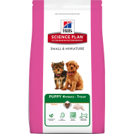 Hill's Science Plan Puppy Small & Miniature 1,5 kg