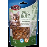 Trixie Premium Barbecue Hearts 50 g
