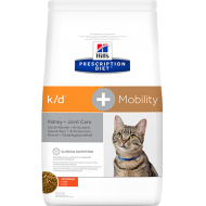 Hill's Prescription Diet Feline k/d + Mobility with Chicken