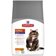 Hill's Science Plan Feline Mature Adult 7+ Hairball Control with Chicken
