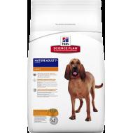 Hill's Science Plan Dog Mature Adult 7+ Light Medium Chicken 12 kg