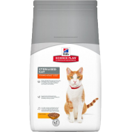 Hill's Science Plan Feline Young Adult Sterilised Cat with Chicken