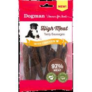 Dogman Tasty Sausages Kylling 80 g