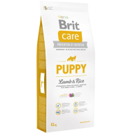 Brit Care Dog Puppy All Breeds Lamb & Rice 12 kg
